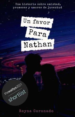 Un favor para Nathan [COMPLETA ✔️] by Reyna0204