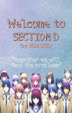Welcome to Section D (sy: 2021-2022) by keinba