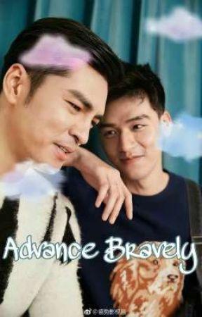 Advance Bravely (Persian Translation) by Novel_Boy_Loves