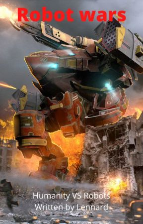 Robot wars by Lennard2006