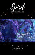 Spirit of the Animals~ Tsu'Tey x OC by superbananapower123