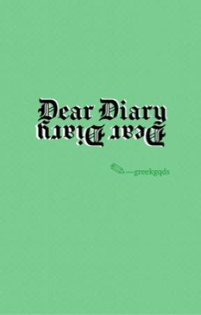 dear diary.-mw fanfic by -greekgqds