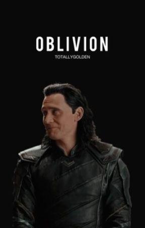 oblivion by totallygolden