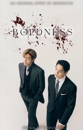 boldness 【𝐊𝐎𝐎𝐊𝐓𝐀𝐄】 by minusiiVle