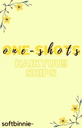 one-shots » haikyuu!! ships by softbinnie-