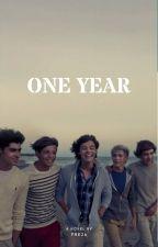 one year by frejabugge