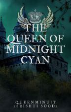 The Queen of Midnight Cyan by Queenminuit