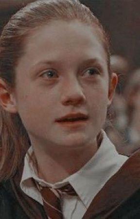 La pelirroja menor (Ginny y Tú) by Hermione_diosa_owo
