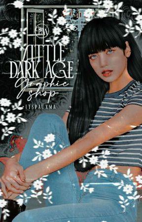 Little Dark Age|Graphic shop by -Itspauxma