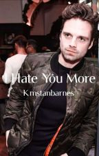 I Hate You More || Sebastian Stan X Reader by kmstanbarnes
