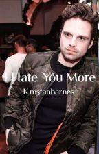I Hate You More    Sebastian Stan X Reader by kmstanbarnes