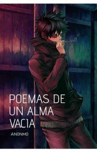 POEMAS DE UN ALMA VACIA cover