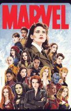 Avenger women 🙌🏼🙌🏼 by megancreighton