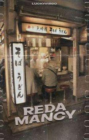 REDAMANCY ━━ miya osamu  by luckyvirgo