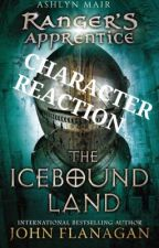 The Icebound Land- Character Reaction by ranger_32