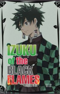 Izuku The Demon Slayer  cover
