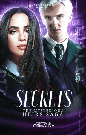 SECRETS - Draco Malfoy by Daddario_Sprayberry