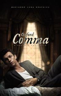 OXFORD COMMA | GRAPHIC PORTFOLIO  cover
