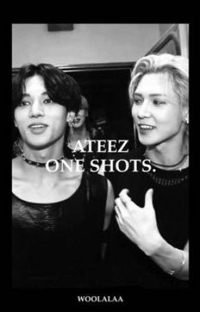 ateez one shots by woolalaa