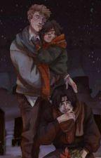 Loverboys || Wolfstar Raising Harry Au by heirofgryffindorblog
