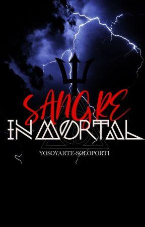 Sangre Inmortal -Crossover- by yosoyarte-soloporti