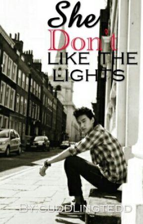 She dont like the lights by _jerinjohn