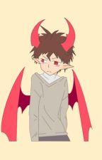 Run Away Demon [Komehina] [Nagito x Hajime] by TinyPinkFrog