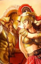 Ares x Athena by Chiron13