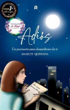 Adiós  by anaelysquintana