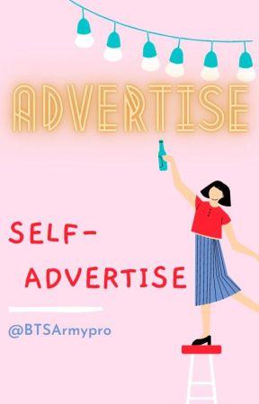 Self-advertising book by BTSArmypro