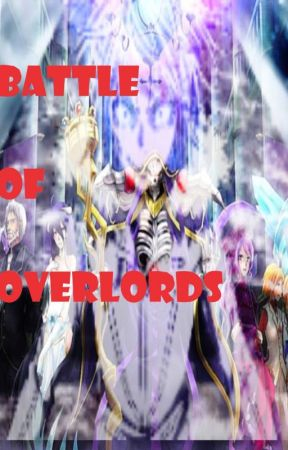 Battle of Overlords! ( Accelerator x Overlord) by sharpeyes123