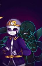Love from the Dark - Nightmare Sans x reader by YenaSingz