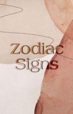 Zodiac Signs  by solaral3x