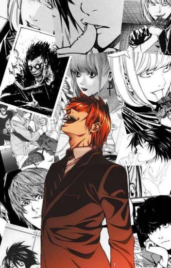 Death Note X Seme Male Reader Boyfriend Scenarios Smr Author Wattpad