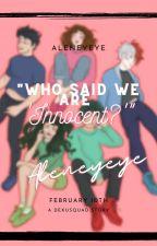 """Who said we are innocent?"" ~ DekuSquad by x-another_weirdo-x"