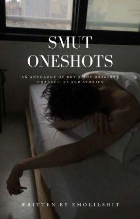 Boy X Boy - Smut Oneshots by Emolilshit