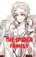 THE SPIDER FAMILY by dellecia8080