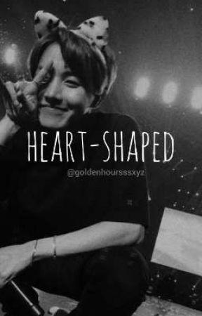 heart-shaped ; jihope by goldenhoursssxyz