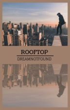 Rooftop// dnf fanfic (dreamnotfound) by airwater_writes
