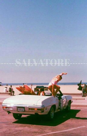 Salvatore | daddy issues  by modernladymacbeth