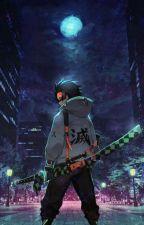 My Protective Demon Tanjiro x Male Oc by VioletGirlRose