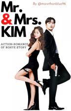 Mr. & Mrs. KIM by Morethanblue96