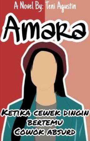Amara  by Tenypuny