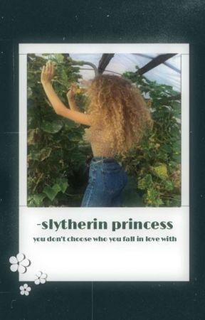 Slytherin Princess by supernaturalfam101