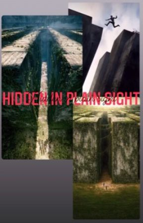Hidden in plain sight - maze runner, newt fan fiction  by Grace_mac_