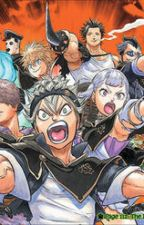 Black Clover : Multiverse by tanjirop