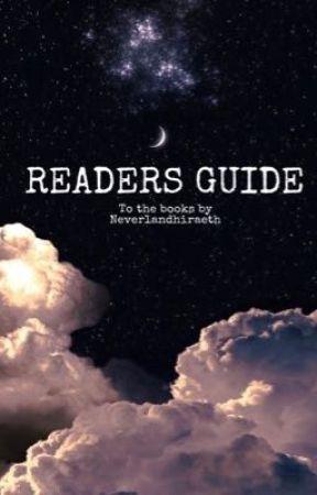 Readers Guide  by neverlandhiraeth