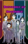Batfamily at Hogwarts cover