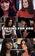 falling for you | emily prentiss x reader  by rai1meemilyprentiss