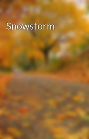 Snowstorm by hihihihihihi26